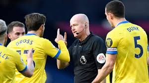 West Brom 1-0 Brighton: Referee Lee Mason lost control - Lewis <b>Dunk</b>