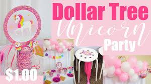 DIY <b>Unicorn Party Decor</b> under $30!! (Kids <b>Birthday</b> Party Ideas) ll ...