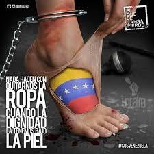 Resultado de imagen para imagen de la piel de venezuela