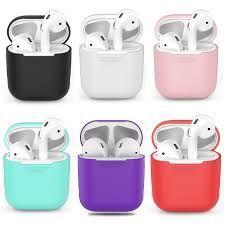 Online Shop 1PCS TPU <b>Silicone Bluetooth Wireless Earphone</b> Case ...
