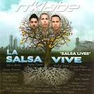 La Salsa Vive! [CD/DVD] album by N'Klabe