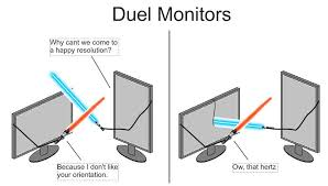"Misspelled ""dual monitors"" chatting to my uncle last night. Today ... via Relatably.com"