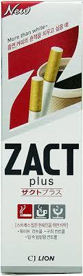 """Lion <b>Зубная паста отбеливающая</b> """"<b>Zact</b> Lion"""", 150 г — купить в ..."""
