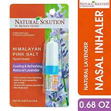 Natural Solution Himalayan Pink Salt Aromatherapy ... - Amazon.com