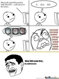 RMX] [RMX] Xbox 360 Copied Ps3 by diablo69 - Meme Center via Relatably.com
