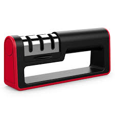 Upgraded <b>Kitchen Knife Sharpener</b>, Ulwae 3-Stage <b>Chef</b> Knife ...