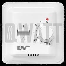 <b>Терморегулятор IQ THERMOSTAT</b> M (white) для управления ...