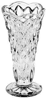 Купить <b>Ваза Crystal Bohemia</b> Diamond 12 см хрусталь по низкой ...