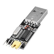 20pcs CH340 3.3V/5.5V <b>USB To</b> TTL Converter Module CH340G ...