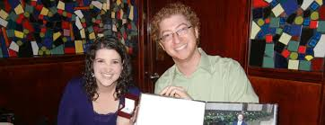 our engagement adam goldfarb and lia lehrer s wedding website
