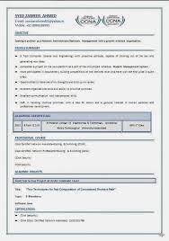 ccna resume for freshersresume format