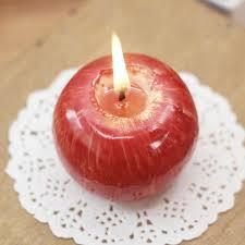 Купить Оптом <b>Red Apple</b> Shape Fruit <b>Ароматические Свечи</b> ...