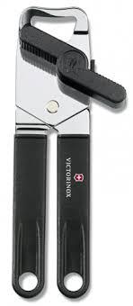 <b>Консервный нож VICTORINOX 7.6857.3</b>, универсальный, чёрный ...