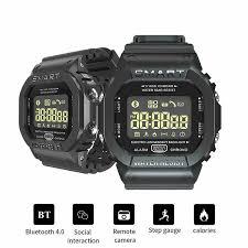 696 <b>K16 Smart Watch</b> IP68 Waterproof Heart Rate Blood Pressure ...