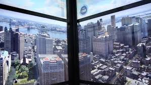 Image result for One World Trade Center elevator