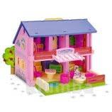 <b>Кукольный домик Wader</b>: купить домик для кукол детский ...