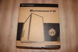 Обзор <b>корпуса Thermaltake Suppressor</b> F31 | Deviron.ru