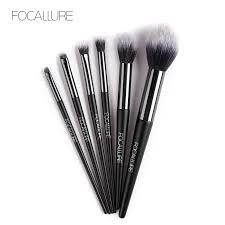 FOCALLURE <b>6 pcs</b> Makeup Brush Set Professional <b>High Quality</b> ...