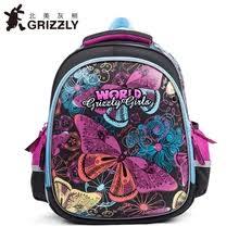 Пятнис girls backpack school <b>bag grizzly</b> с бесплатной доставкой ...