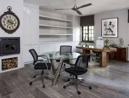 office space 2 a quirky classic morso fireplace warms this uncluttered office space the art deco office credenza