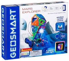 Купить <b>Магнитный конструктор BONDIBON Geosmart</b> ВВ2319 ...
