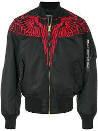 <b>Marcelo Burlon</b> County Of Milan - <b>куртка</b>-<b>бомбер</b> с вышивкой - для ...