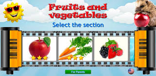 <b>Fruits and Vegetables</b> for Kids - Apps on Google Play