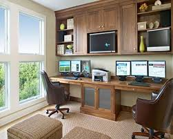 interior home office design ideas for small spaces vintage danish furniture white melamine cabinets 45 appealing home office design