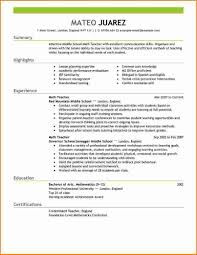 examples of resumes 7 example a teacher resume expense report 7 example of a teacher resume expense report template regarding 85 fascinating live career resume