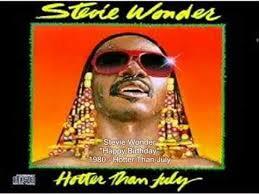 <b>Stevie Wonder</b> Happy Birthday Song 1980 <b>Hotter</b> Than July - YouTube