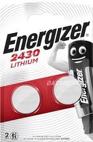 Купить <b>батарейку Energizer Lithium CR2430</b> в Минске