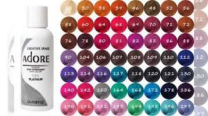 <b>Краска для волос</b> Адор / <b>Adore</b> аналог Crazy Color купить в Санкт ...