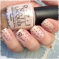 Image result for polka dot nails