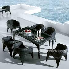 rattan outdoor furniture balcony furniture villa resort and spa hotel clubs furniture garden furniture balcony outdoor furniture
