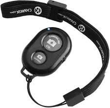 CamKix Bluetooth <b>Camera Shutter</b> with Wrist Strap for Smartphones ...