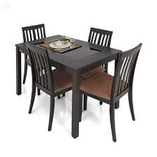dining sets buy dining sets online india zansaar furniture store throughout dining table set chairs ideas buy dining furniture