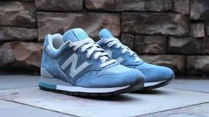 Review: <b>New Balance 996</b> - Denim Blue - YouTube