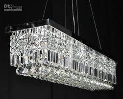 100cm modern contemporary crystal pendant light ceiling lamp chandelier lighting cheap chandelier lighting