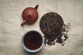 Menghai golden pu-erh teacake – THE TEA ... - The TEA ARTISANS