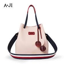 AJI <b>Women Casual Tote Bag</b> Large Capacity One Shoulder Bag ...