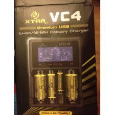 Отзывы о <b>Зарядное устройство XTAR VC4</b>