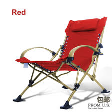 comfortable patio chairs aluminum chair: fishing chairs beach chair portable folding chair aluminum folding outdoor chairs  color load kg armchair