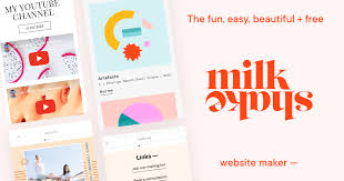 <b>Milkshake</b> App | Free Website Builder