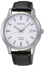 Мужские кварцевые наручные <b>часы Seiko SGEH43P1</b> коллекции ...