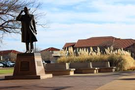 a guide to public art on the texas tech campus the hub ttu this oversized bronze statue depicts preston smith a texas tech graduate and governor of texas from 1968 1972 he was instrumental in opening tech s