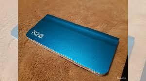 Портативное <b>зарядное устройство Black</b> Fox 4000 mAh купить в ...