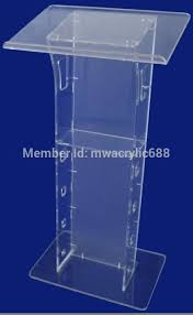 pulpit furniture transparent beautiful modern desi cheap acrylic furniture