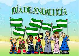 Resultado de imagen de himno de andalucia con pictogramas para imprimir