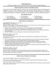 mortgage processor resume   best resume collectionmortgage underwriter resume  loan processor resume sample