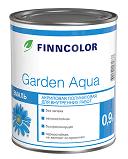 <b>Акриловая эмаль Garden</b> Aqua - <b>Эмали</b> - <b>Finncolor</b>